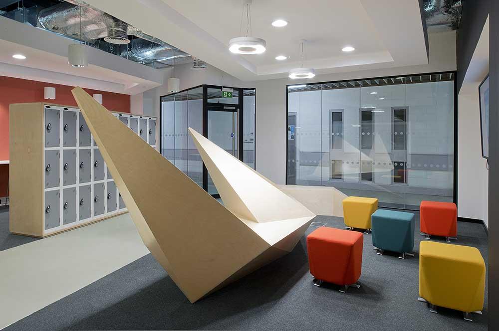 DAY Architects - Salford University