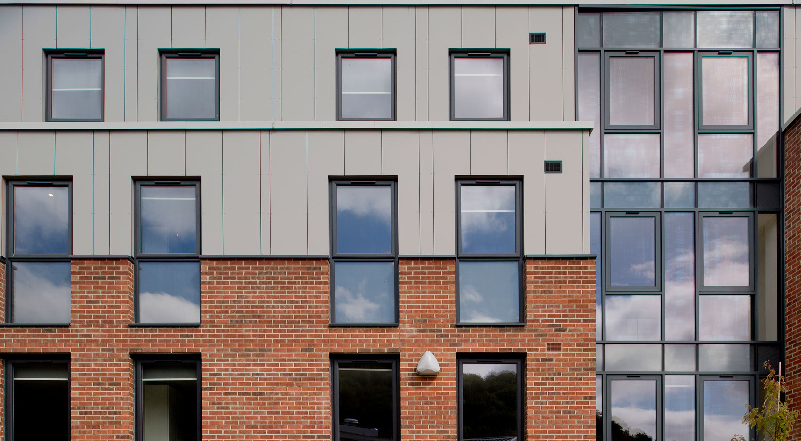 DAY Architects - Houghall, Durham