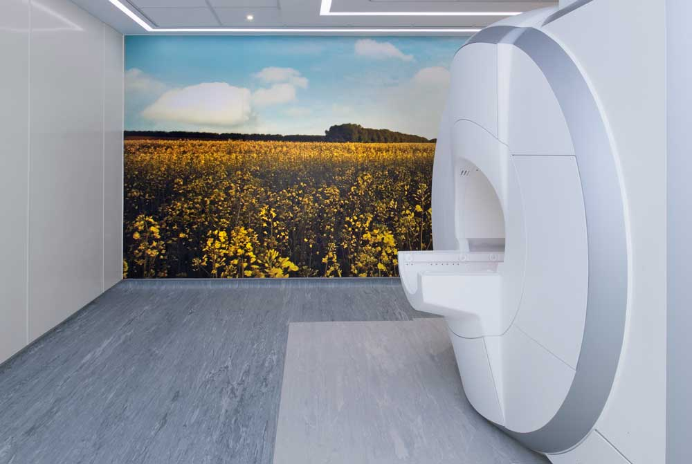 DAY - MRI Suite The Christie