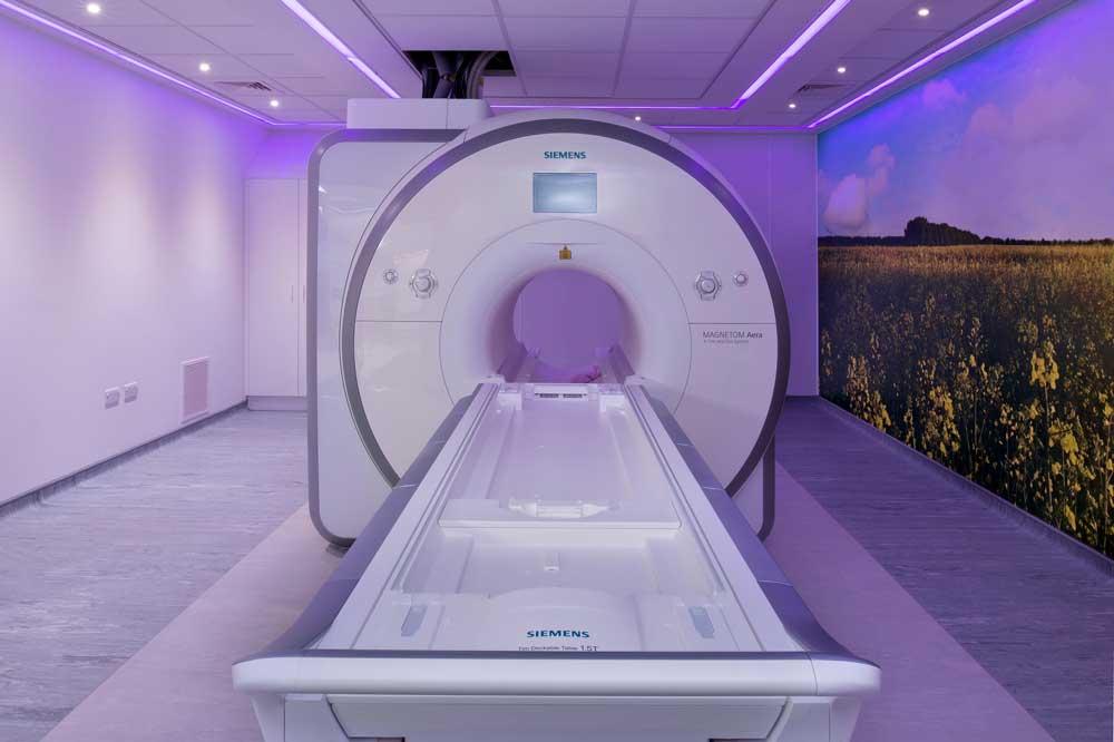 DAY - MRI Suite The Christie